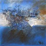 Network • Acryl auf Leinwand • 40 x 40 cm • 2007 • gespendet