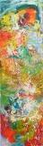 Picknick • Acryl auf Leinwand • 30 x 100 cm • 2007