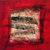 Einblicke • Acryl auf Leinwand • 100 x 100 cm • 2008