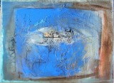 Like A Fish • Acryl auf Leinwand • 100 x 70 cm • 2008
