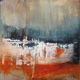 Insights Stay • Acryl auf Leinwand • 80 x 80 cm • 2008 • verkauft