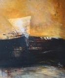 Emotional • Acryl auf Leinwand • 100 x 120 cm • 2010