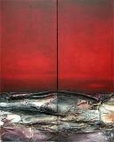 Horizont • Acryl auf Leinwand • 80 x 100 cm • 2010