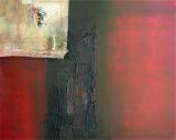 Zeichen im Wind • Acryl auf Leinwand • 100 x 80 cm • 2010