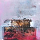 Atop • Acryl auf Leinwand • 40 x 40 cm • 2012