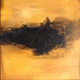 Behind Dark Clouds • Acryl auf Leinwand • 40 x 40 cm • verkauft