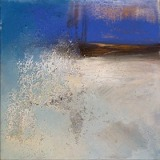 Wintertime • Acryl auf Leinwand • 40 x 40 cm • 2013 • verkauft