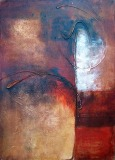 Yucatan • Acryl auf Leinwand • 50 x 70 cm • 2015 • vergeben