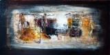 Die Unvollendete • Acryl auf Leinwand • 100 x 50 cm • 2016