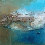 Naxos • Acryl auf Leinwand • 40 x 40 cm • 2018
