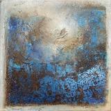 Ohne Titel • Acryl auf Leinwand • 40 x 40 cm • 2018