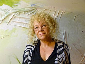 Brigitte Spanblöchel-Glass • Malerin und Zeichnerin • Biografie • Bilder, Gemälde, Zeichnungen, Projekte • Acryl und Öl auf Leinwand, Stift, Kohle und Kreide auf Papier
