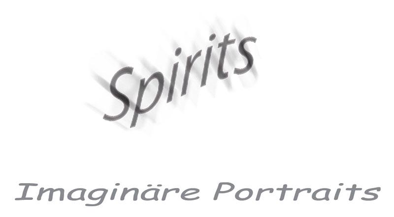 Brigitte Spanblöchel-Glass • Wien • Zeichnungen • Spirits • Stift oder Kohle auf Papier